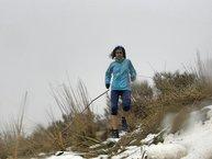 Merrell Agility Peak Flex: Merrell Agility Peak Flex: muy transpirables, sin problemas con humedad y lluvia