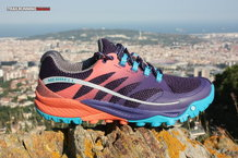 Frontal de Calzado: Merrell - All Out Charge W