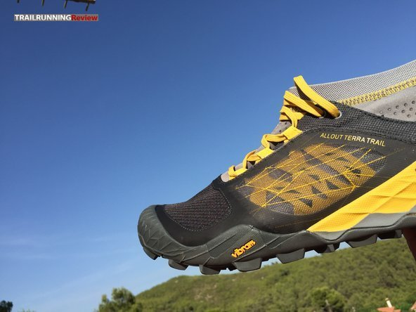 Merrell Allout Terra Trail Running Shoes Review