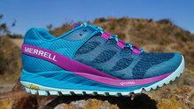 Frontal de Calzado: Merrell - Antora