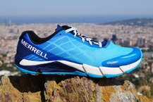 Frontal de Calzado: Merrell - Bare Access Flex