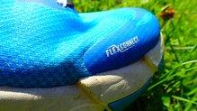 Merrell Bare Access Flex: Merrell Bare Access Flex: Protección termosellada en la puntera.