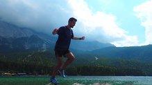 Merrell Bare Access Flex: Merrell Bare Access Flex: Nos hemos refrescado en los lagos a las puertas de los Alpes (Eibsee, Alemania)