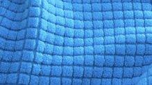 Millet LD Chamonix K Powergrid Hoodie: Detalle del tejido interior de la camiseta manga larga Millet en la Millet LD Chamonix K Powergrid Hoodie