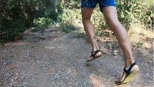 Minimal Sandals New Crep: Minimal Sandals New Crep permite la total libertad de movimiento del pie