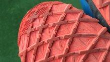 Mizuno Wave Ibuki GTX: La suela de las Mizuno Wave Ibuki GTX presenta sintomas de p´érdida de material si las usamos por caminos muy técnicos.