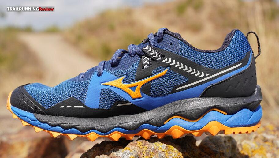 Mizuno Wave Mujin 7 Zapatillas para Carreras de monta/ña para Hombre