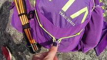 Montane Claw 14: Montane Via Claw 14. El otro extremo del sistema de ajuste trasero lo encontramos en la parte inferior.