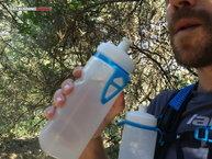 Montane Jaws 10 2014: botellin ergonomico