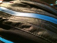 Montane Jaws 10 2014: Cremalleras selladas