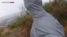 Montane Minimus 777 Jacket: Tensor trasero de la capucha de la Montane Minimus 777 Jacket