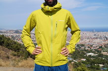 Frontal de Chaquetas membrana: Montane - Minimus Stretch Jacket