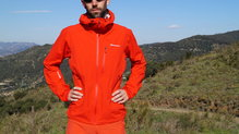 Frontal de Chaquetas membrana: Montane - Minimus Stretch Ultra Jacket