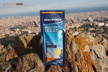 Frontal de Geles energéticos: Multipower - Multicarbo Jelly