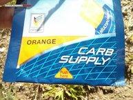 Multipower Multicarbo Jelly: Multicarbo Jelly naranja: empujar desde abajo