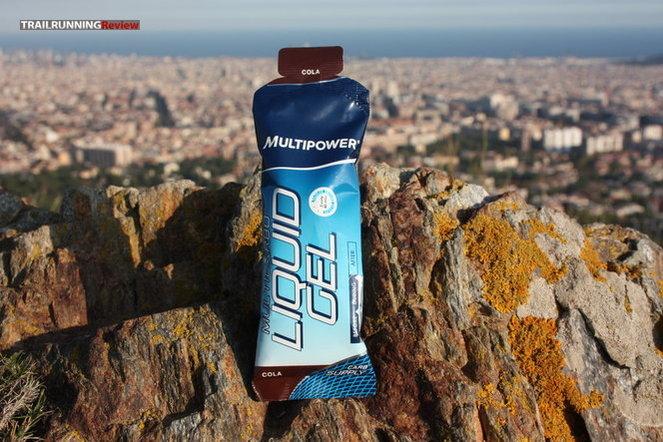 Multipower Multicarbo Liquid Gel