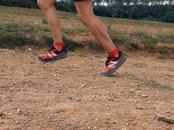 New Balance Fresh Foam Gobi: New Balance Fresh Foam Gobi: El Fresh Foam tiene mucha reactividad en terrenos llanos