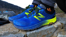 New Balance Fresh Foam Hierro v2: Media suela zona exterior