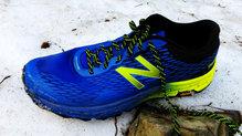 New Balance Fresh Foam Hierro v2: New Balance en la nieve. De fácil mojado pero de secado rapido