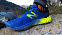New Balance Fresh Foam Hierro v2: Media suela interior