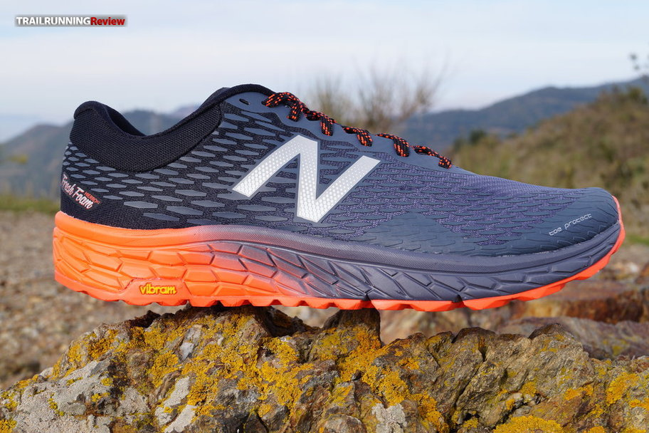 size 40 world-wide free shipping top design New Balance Fresh Foam Hierro v2 - TRAILRUNNINGReview.com