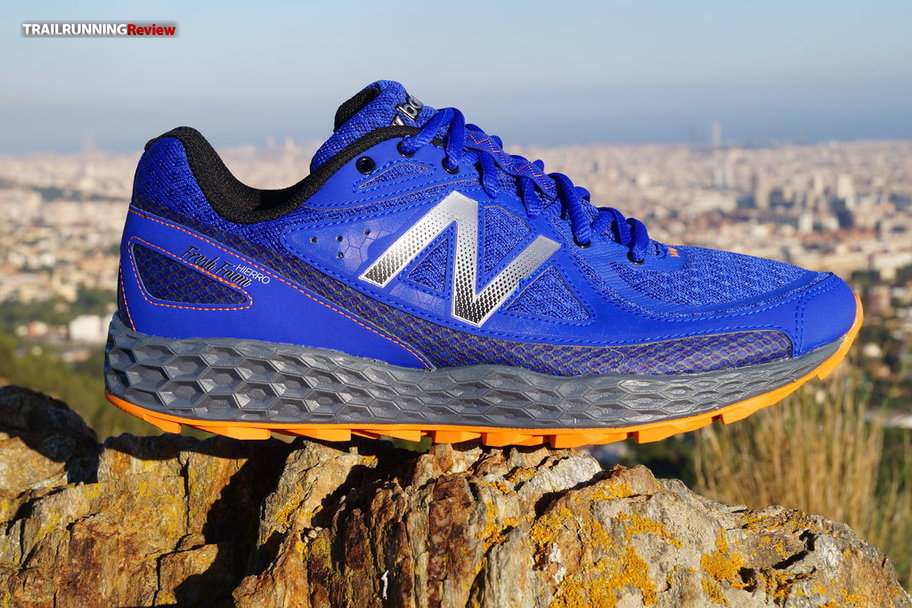 zapatillas new balance foam hierro