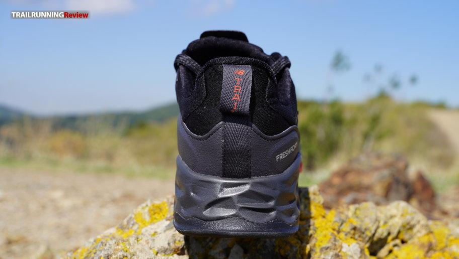 zapatillas trail running new balance gtx
