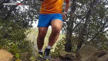 New Balance Leadville v3: En las subidas las New Balance Leadville v3 nos sujetan el pie dando libertad a la zona delantera