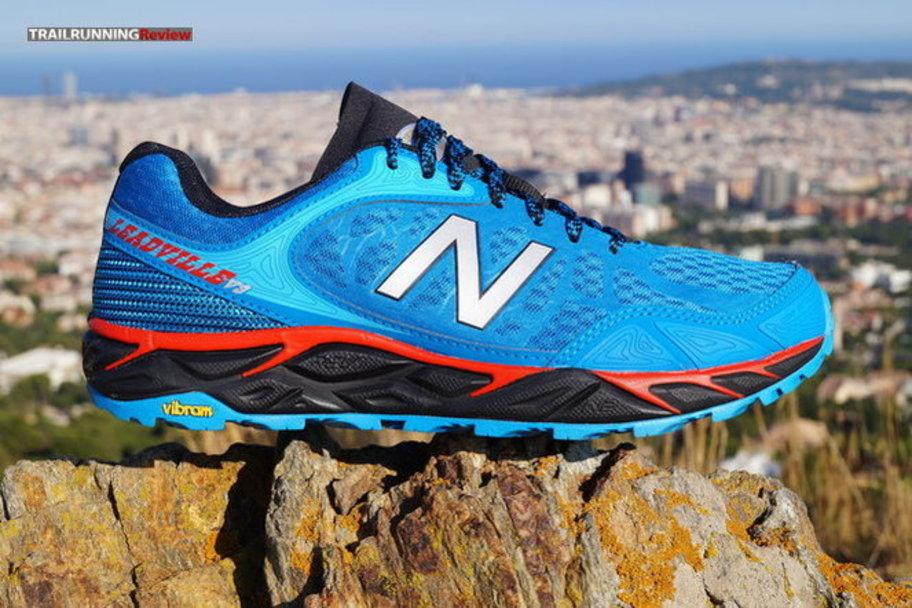 trail running hombre new balance