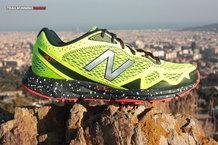 Frontal de Calzado: New Balance - MT 910v2