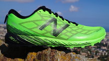 Frontal de Calzado: New Balance - Summit Unknown