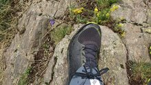 New Balance Vazee Summit v2: New Balance Vazee Summit v2 en roca