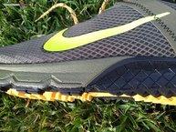 Nike Zoom Wildhorse: Detalle de la media suela