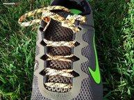 Nike Zoom Wildhorse: Detalle sistema de cordones de las Wildhorse