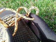 Nike Zoom Wildhorse: Detalle de forro interior cosido a la lengüeta