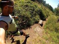 Nike Zoom Wildhorse: Las Wildhorse ofrecen buena sujeción en bajadas técnicas