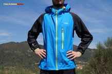 Frontal de Chaquetas membrana: OS2O - O2 Waterproof Trail Jacket