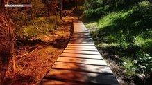 Oakley EVZero Range Prizm Trail: Oakley EVZero Range Prizm Trail, contraste de visión