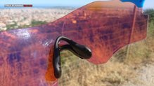 Oakley EVZero Range Prizm Trail: Oakley EVZero Range Prizm Trail, soporte nasal