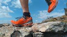 On Running Cloudventure Peak: ON RUNNING CLOUDVENTURE PEAK: gran flexibilidad de la media suela