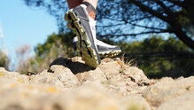 On Running Cloudventure Peak: On Running Cloudventure Peak, agarre bueno de la suela.