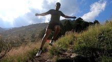 On Running Cloudventure Peak: On Running Cloudventure Peak, agarre correcto en bajadas.