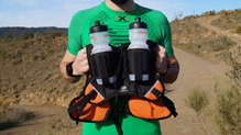 Frontal de Mochilas: Orange Mud - HydraQuiver Vest Pack 2