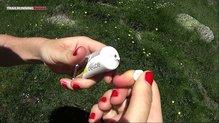 Overstims EnergiX delice (sin gluten): Para abrir Overstims EnergiX delice son necesarias las dos manos.