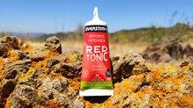 Frontal de Geles energéticos: Overstims - Red Tonic