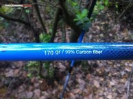 RaidLight Compact Carbon Ultra: Raidlight Compact Carbon Ultra... ligeros: ¡170g!
