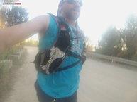 RaidLight Débardeur Trail Marathon Tank: fij entallado en la parte superior