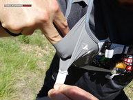 RaidLight Responsiv 15L: bolsillos frontale dobles