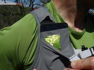 RaidLight Responsiv 15L: bolsillos eláticos y resistentes al uso