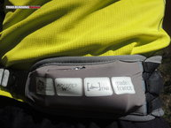 RaidLight Responsiv LazerDry: RaidLight Responsiv LazerDry, pequeño bolsillo delantero